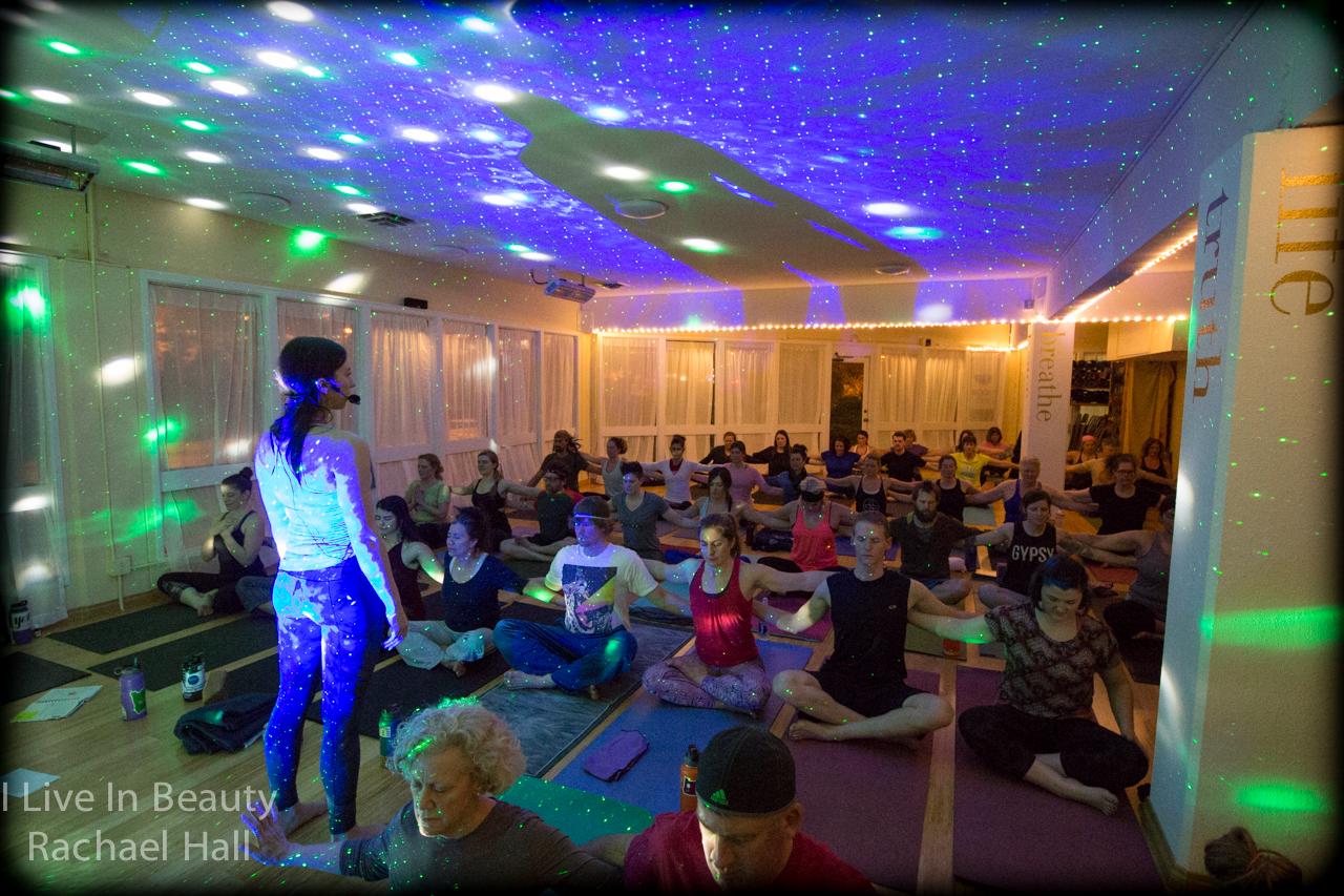 Mikki Trowbridge Yoga Events