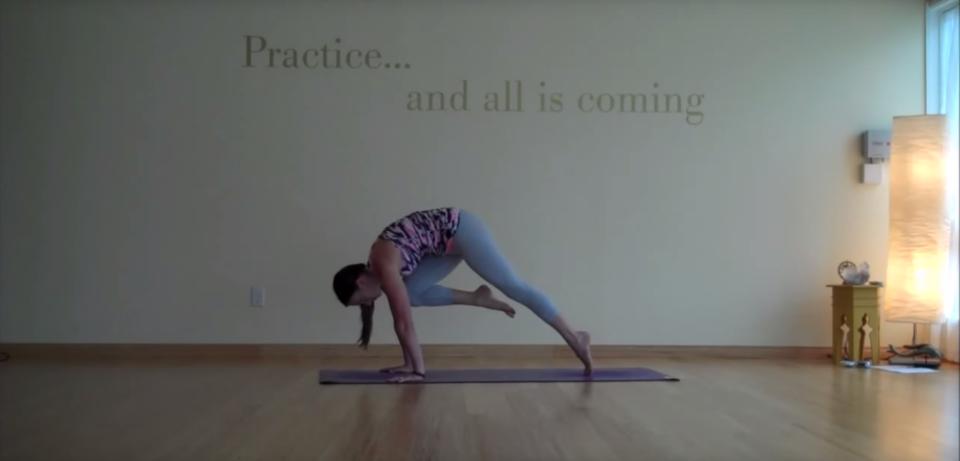 Mikki Trowbridge Yoga Online Classes