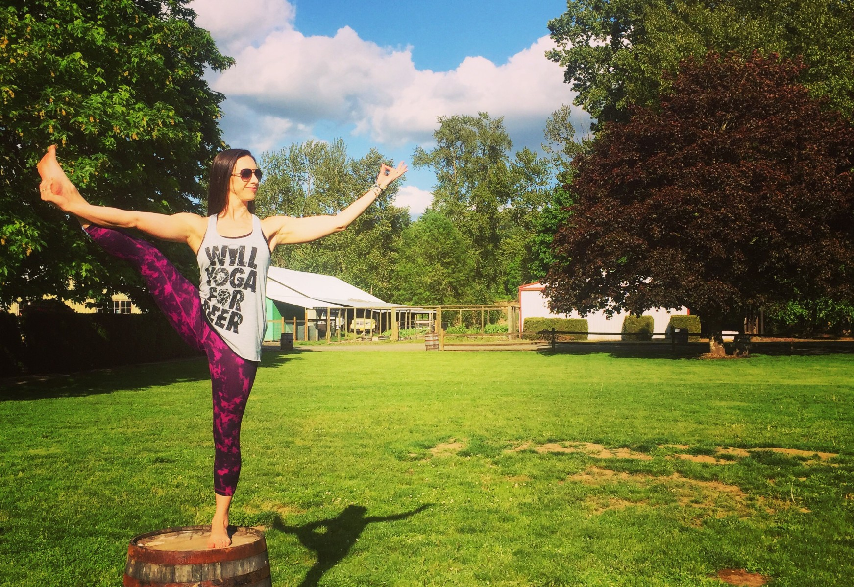 Mikki Trowbridge Yoga Salem Oregon