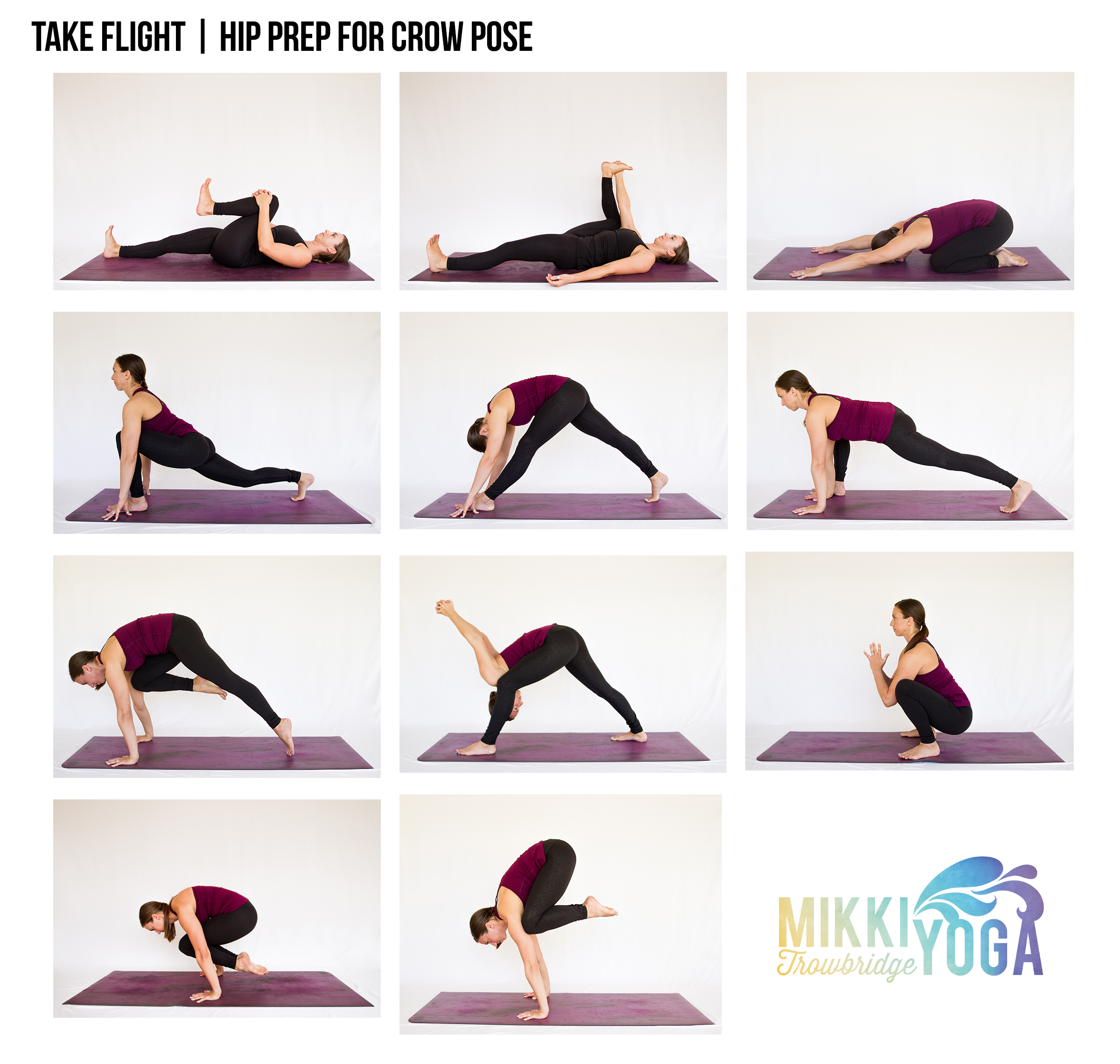 Tips For Crow Pose Yoga